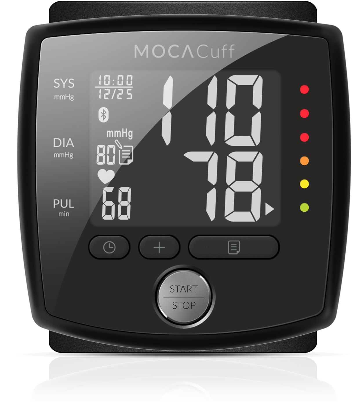 MOCAheart - A Vital Signs Monitor in Your Pocket